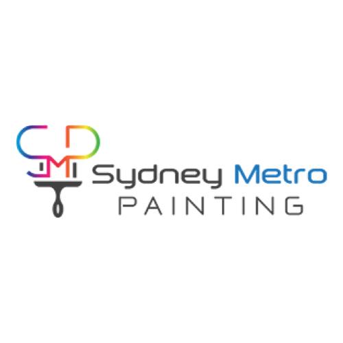 Sydney Metro Painting Logo